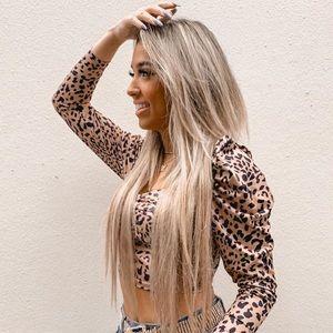 Tops - Trendy and Tipsy Cheetah Top